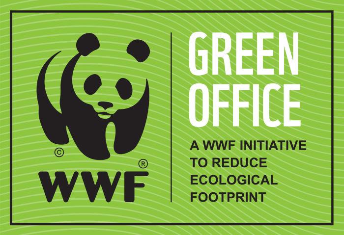 WWF Logo  World Wildlife Fund Panda Logo  Toni Marino